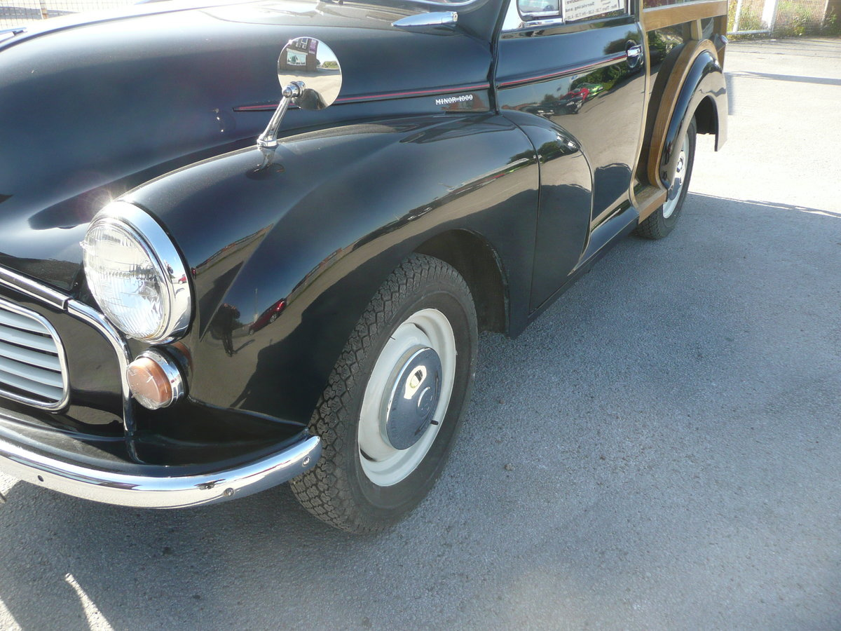1968 Morris Minor Traveller 1000 For Sale (picture 4 of 6)