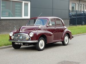 Very nice original Morris Oxford MO 1949 For Sale
