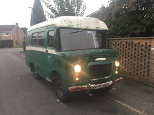 Morris LD Ambulance, Wadhams Coachworks For Sale