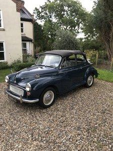 1964 Morris Minor Convertible