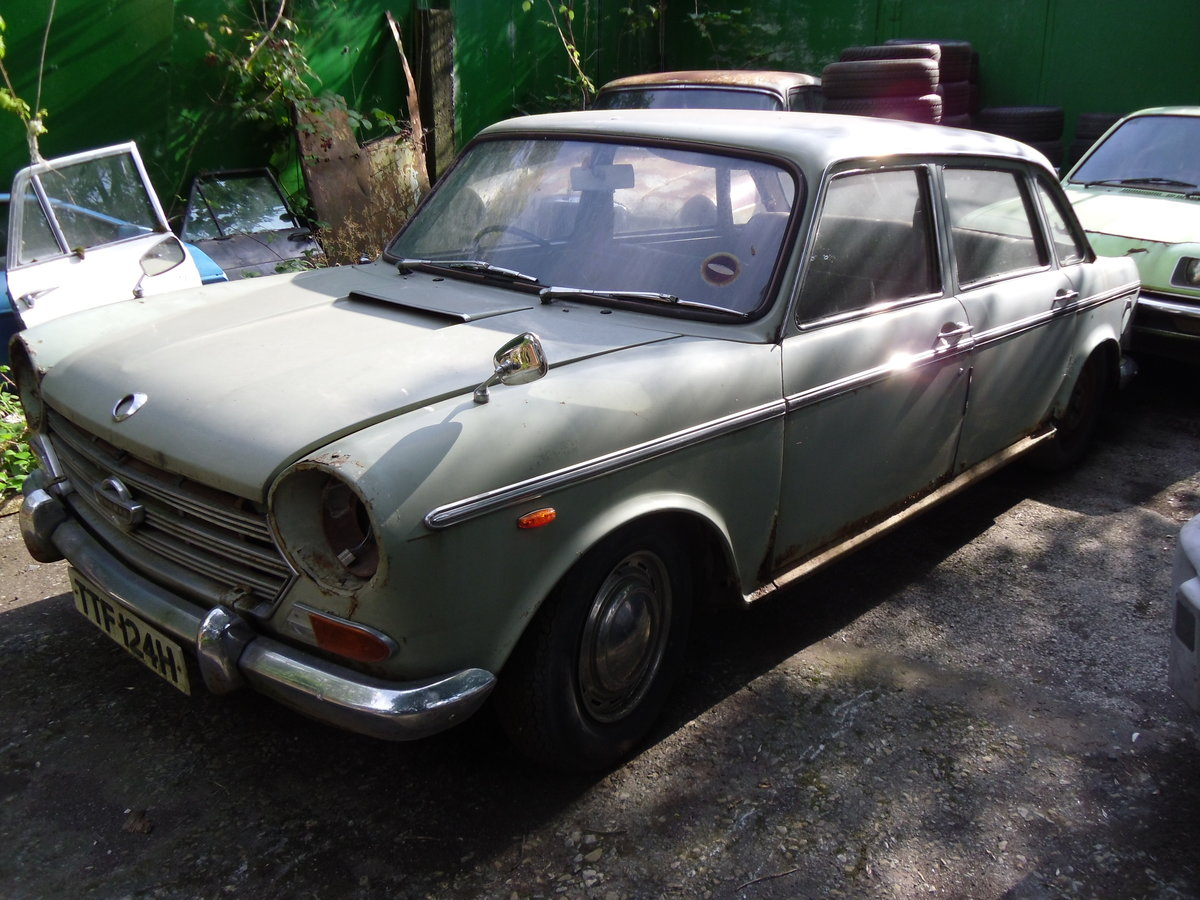 Morris 1800S 1970 Breaking For Spares For Sale (picture 1 of 5)