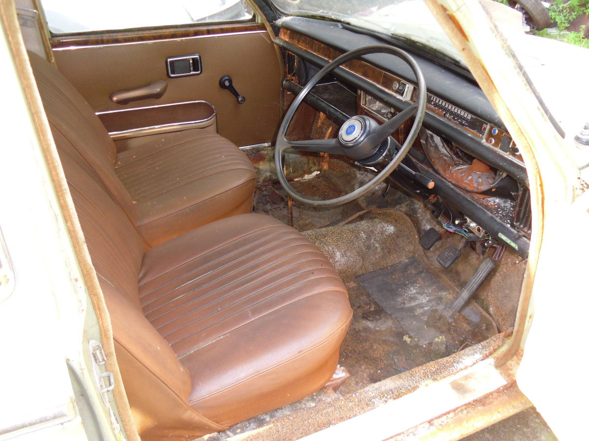 Morris 1800S 1970 Breaking For Spares For Sale (picture 4 of 5)