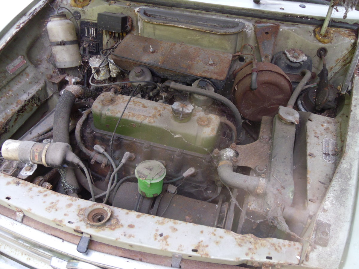 Morris 1800S 1970 Breaking For Spares For Sale (picture 5 of 5)
