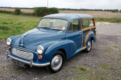 1971 Morris Minor 1000 Traveller For Sale by Auction