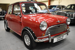1966 Cooper S evocation, over £25,000 spent !