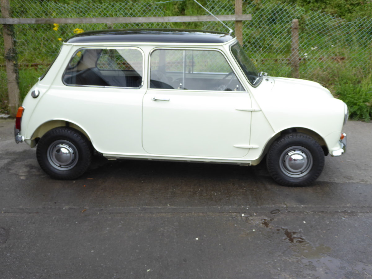 1969 MINI COOPER S - MORRIS For Sale (picture 1 of 6)
