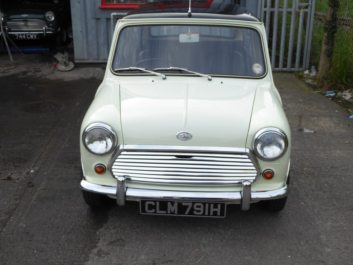 1969 MINI COOPER S - MORRIS For Sale (picture 2 of 6)