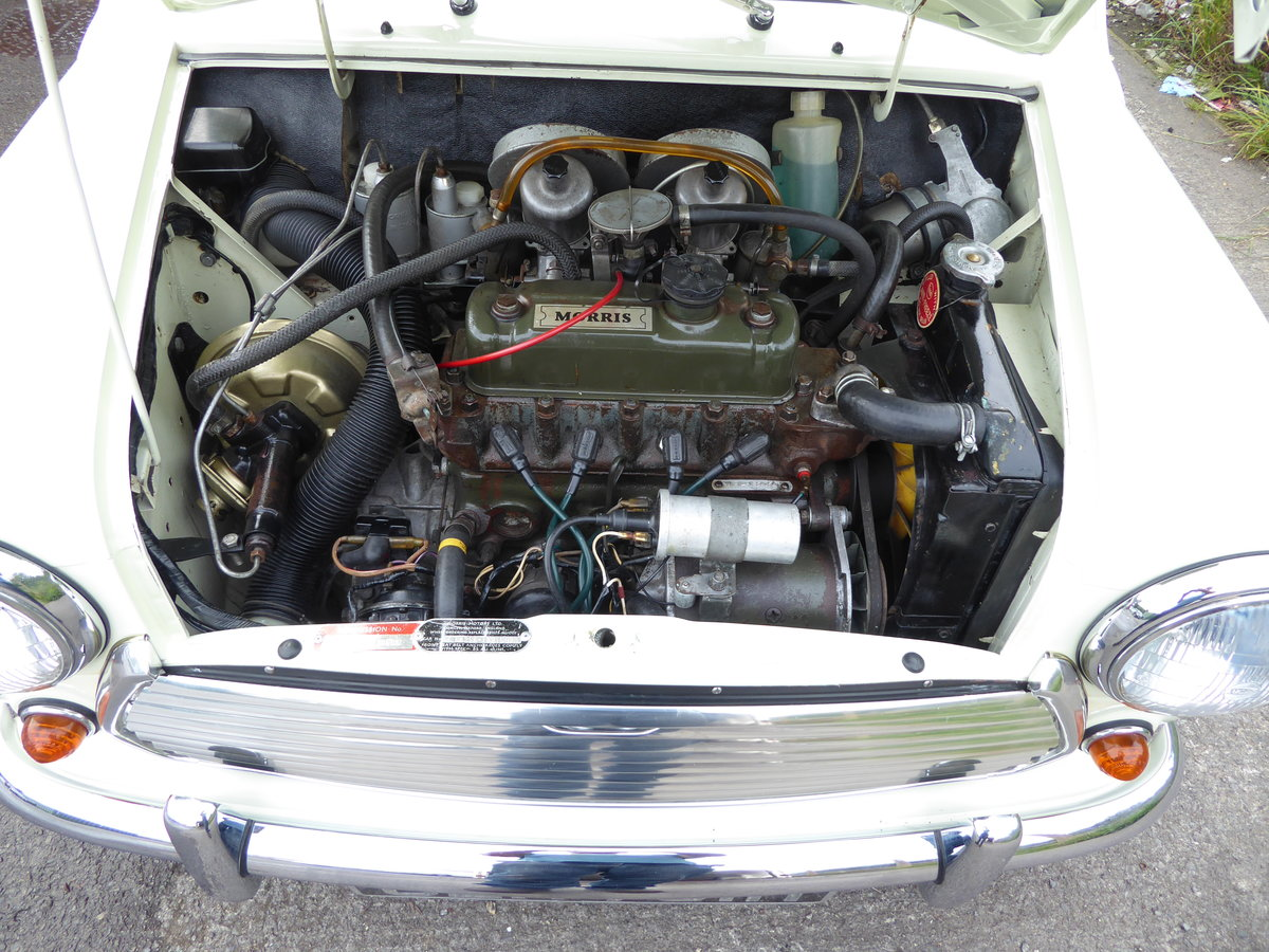 1969 MINI COOPER S - MORRIS For Sale (picture 3 of 6)