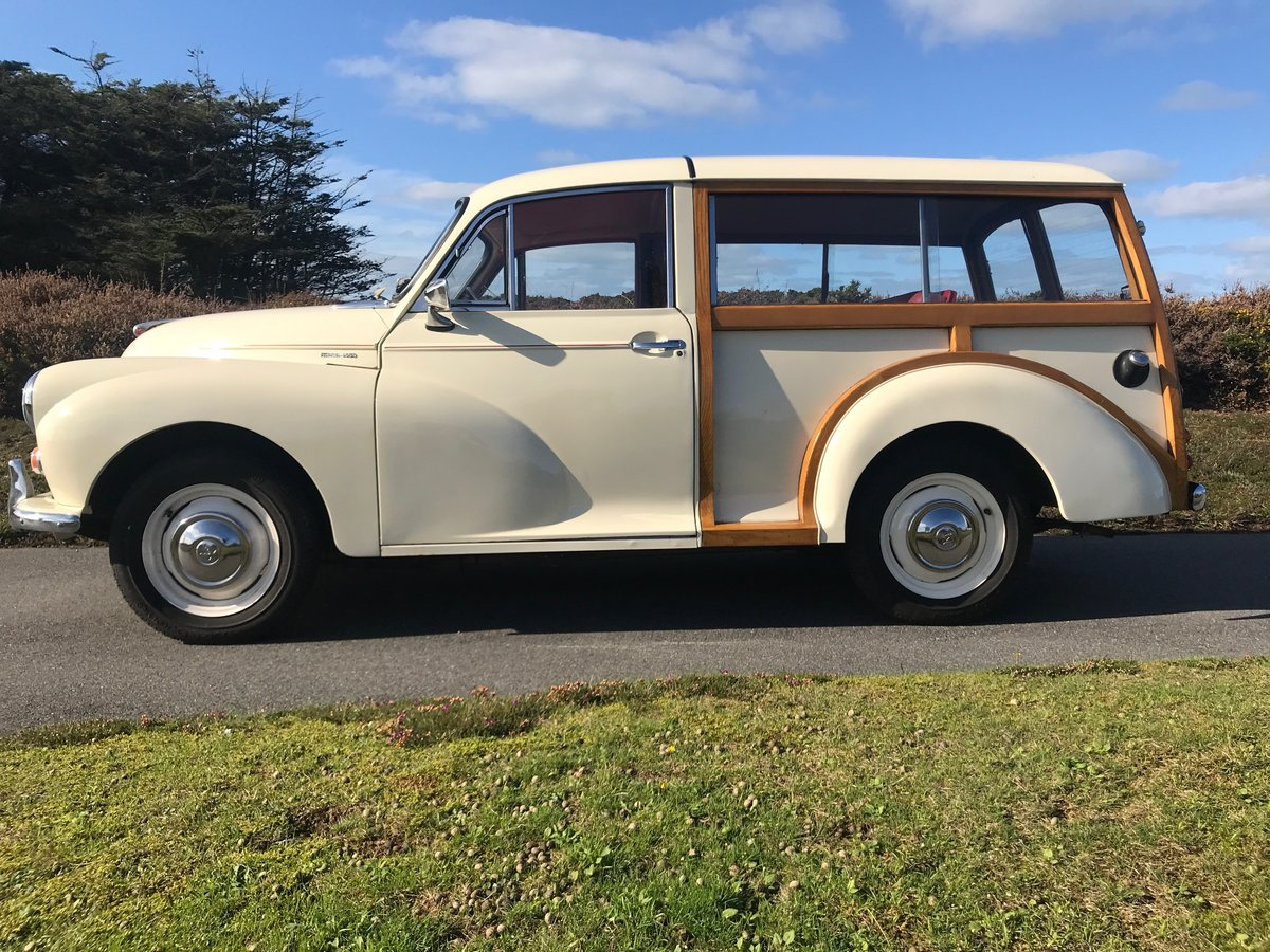 1965 Minor 1000 Traveller 1785 mls since Minor Centre restoration For Sale (picture 2 of 6)