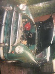 1955 Morris oxford