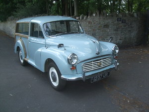 1961 SMOKE GREY TRAVELLER, A MIXED BAG For Sale