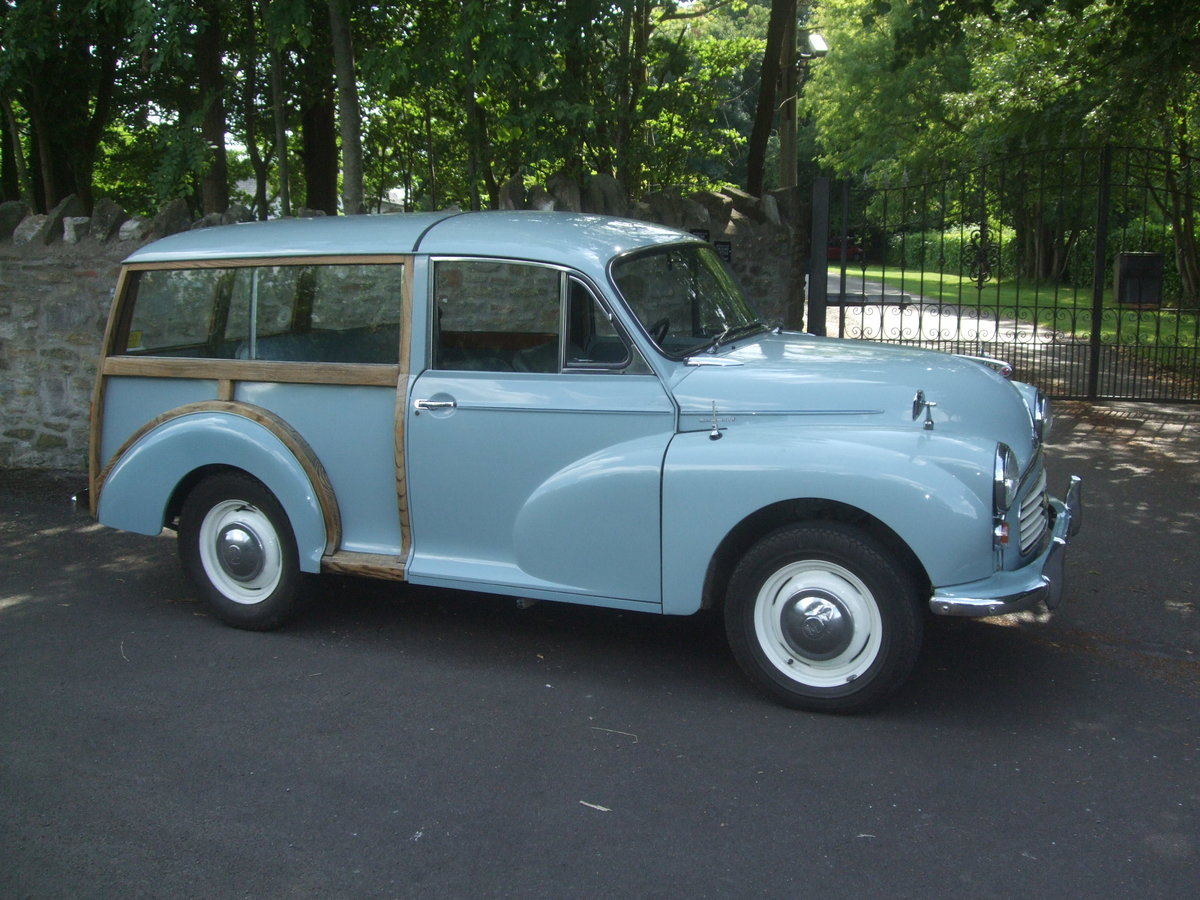 1961 SMOKE GREY TRAVELLER, A MIXED BAG For Sale (picture 4 of 6)