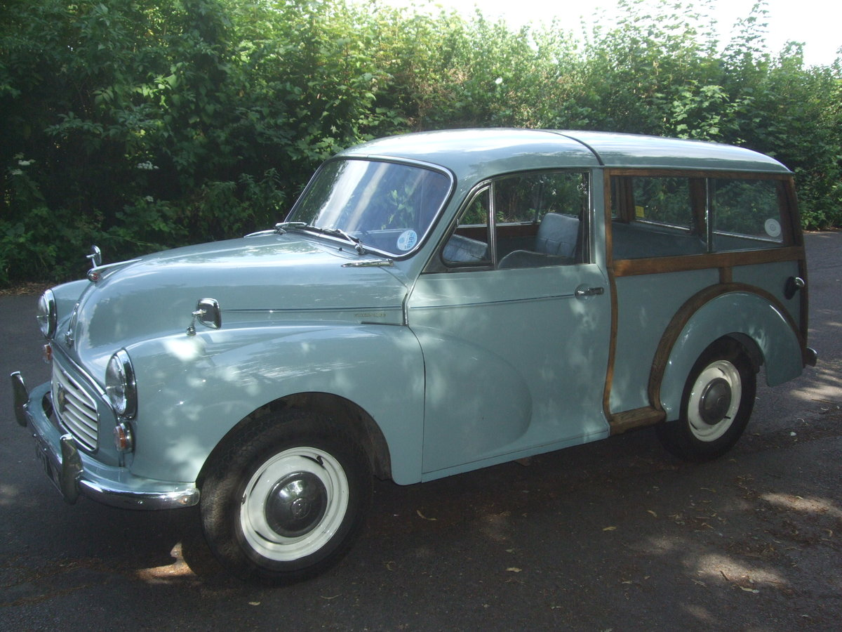 1961 SMOKE GREY TRAVELLER, A MIXED BAG For Sale (picture 5 of 6)