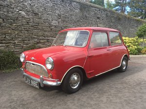 1967 Morris Mini For Sale by Auction