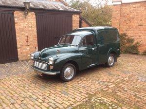 1965 Morris Minor Van  For Sale
