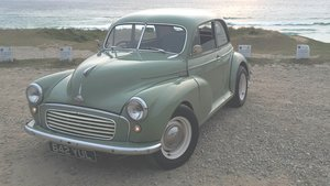 1956 Morris minor For Sale