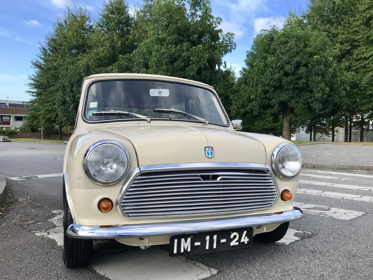 1974 Morris Mini Mk3 For Sale (picture 1 of 6)