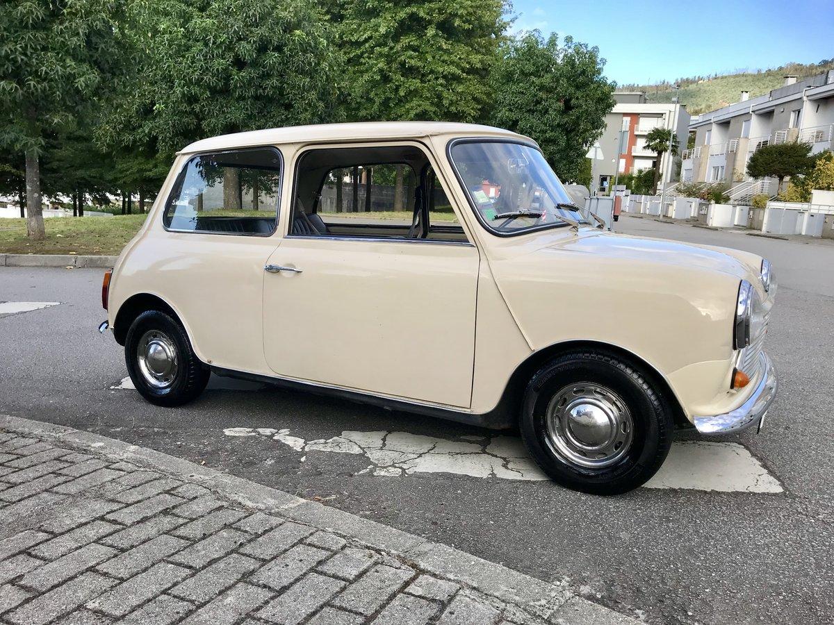 1974 Morris Mini Mk3 For Sale (picture 2 of 6)