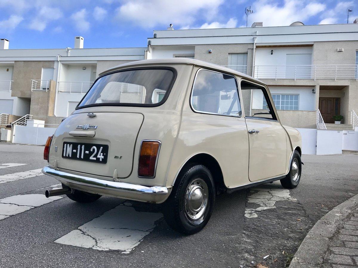 1974 Morris Mini Mk3 For Sale (picture 3 of 6)