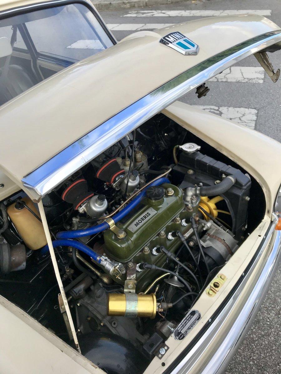 1974 Morris Mini Mk3 For Sale (picture 4 of 6)