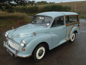 1966 Morris Minor 1000 Traveller For Sale
