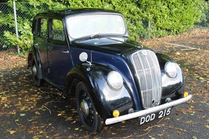 Morris 8 Series E 1939 - To be auctioned 25-10-19 For Sale by Auction