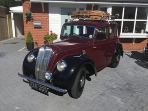 *NOVEMBER AUCTION* 1948 Morris 8 4 door Series E For Sale by Auction