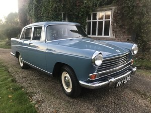 1960 Morris Oxford series 5