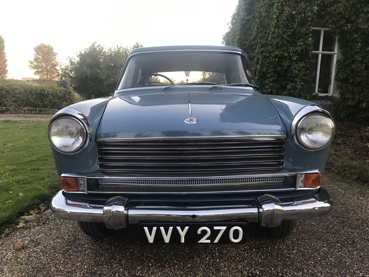 1960 Morris Oxford series 5 For Sale (picture 2 of 6)