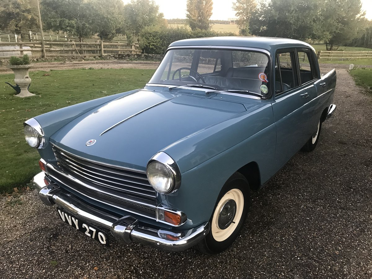 1960 Morris Oxford series 5 For Sale (picture 3 of 6)