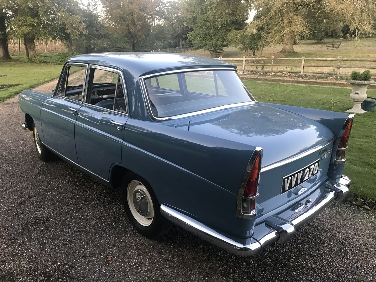 1960 Morris Oxford series 5 For Sale (picture 4 of 6)
