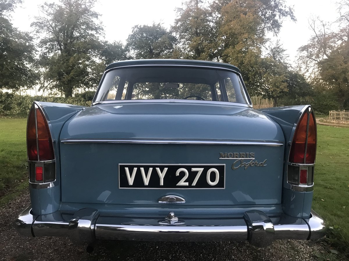 1960 Morris Oxford series 5 For Sale (picture 5 of 6)