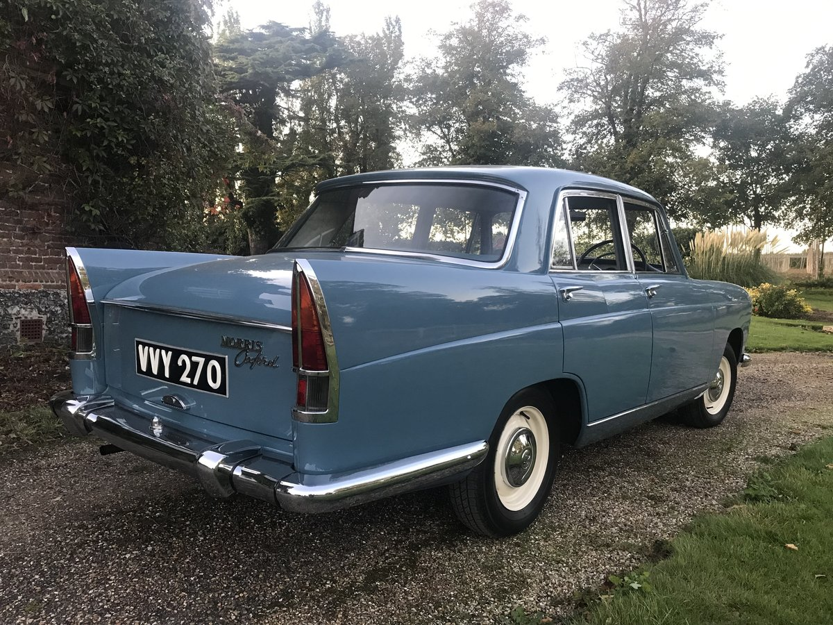 1960 Morris Oxford series 5 For Sale (picture 6 of 6)