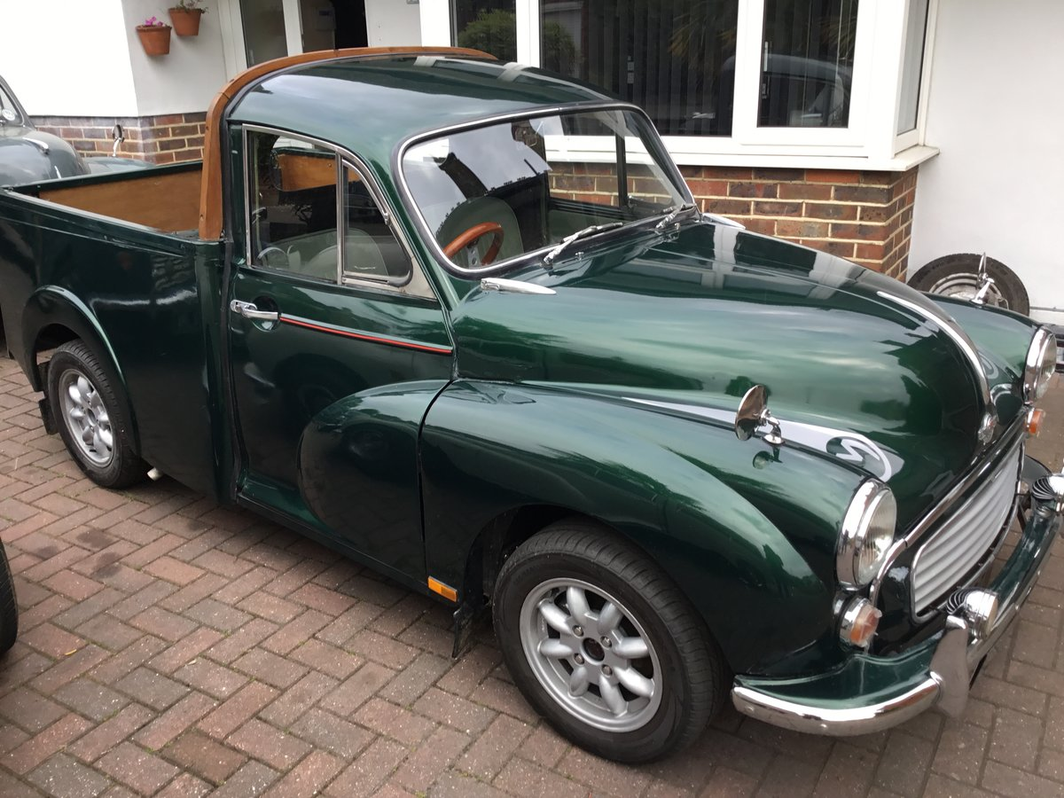 1970 Morris Minor Pickup  For Sale (picture 2 of 6)