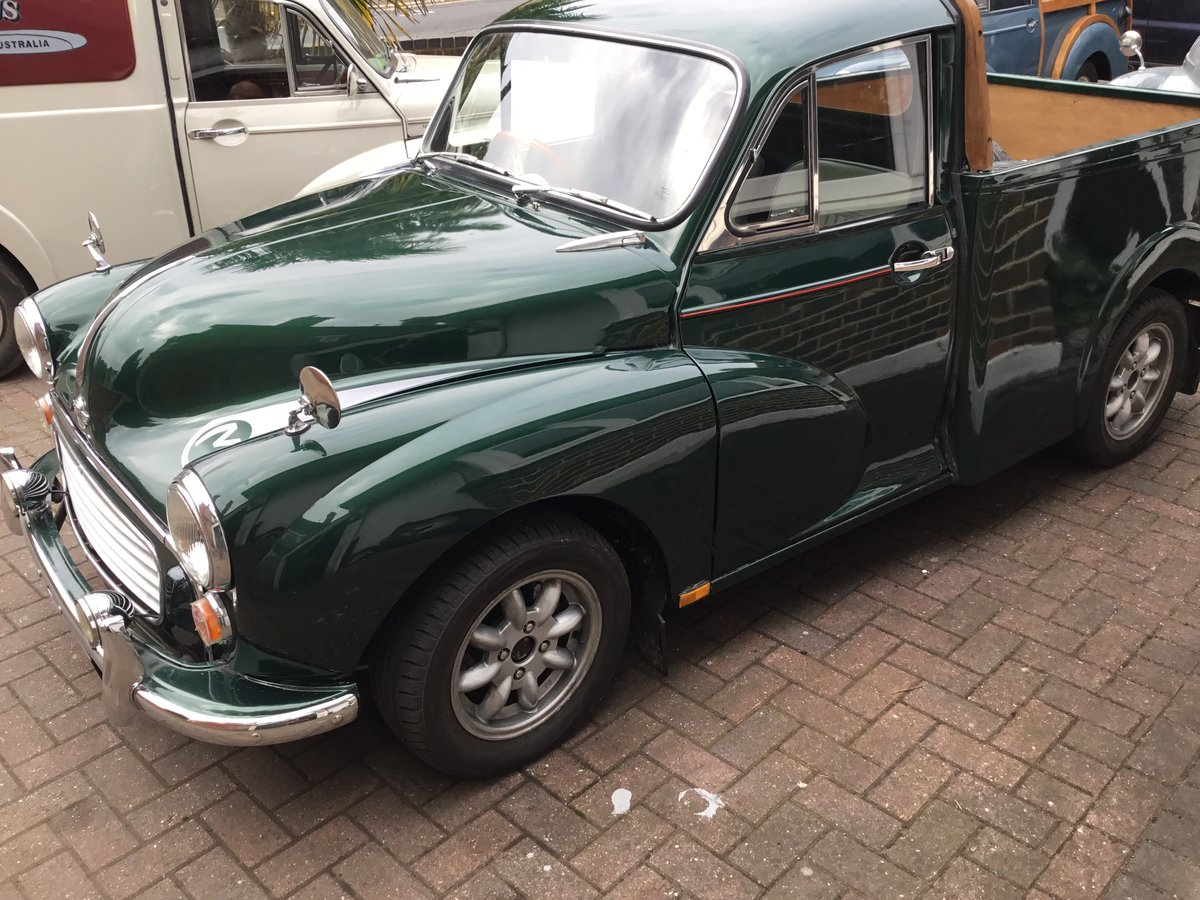 1970 Morris Minor Pickup  For Sale (picture 3 of 6)