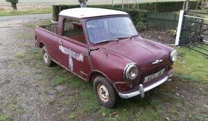 1963 Morris Mini Pickup
