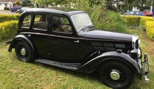 1937 Morris 10/4 Saloon