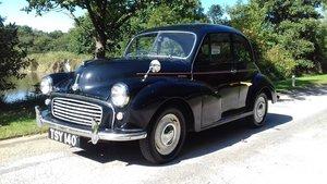 1955 MORRIS MINOR SERIES II 'SPLIT-SCREEN' ~ INVESTMENT!!