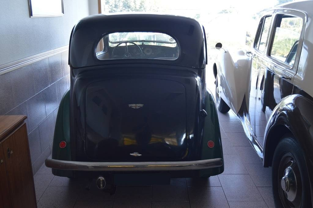 1937 Morris Eight Series II For Sale (picture 2 of 6)