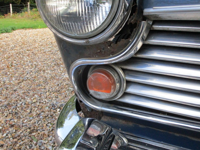 1970 Morris Oxford Saloon (Debit Cards Accepted) SOLD (picture 6 of 6)