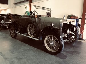 Morris Cowley Bullnose open top Tourer-1923-Charming For Sale