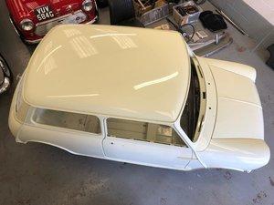 1968 Morris Mini Mk2. 1000cc. Restored shell. Easy project.  For Sale