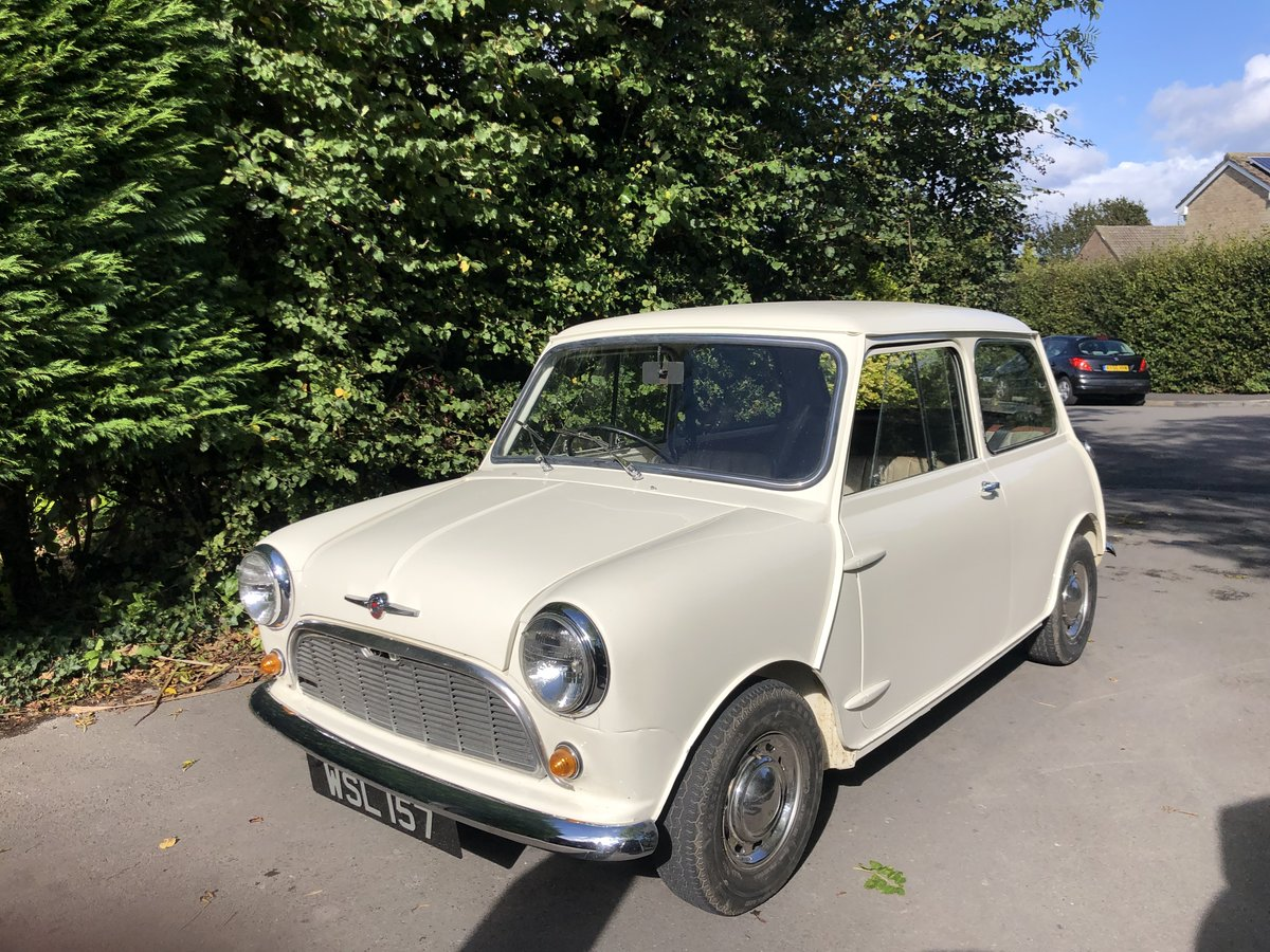1961 Morris Mini Minor Stunning restored For Sale (picture 1 of 3)