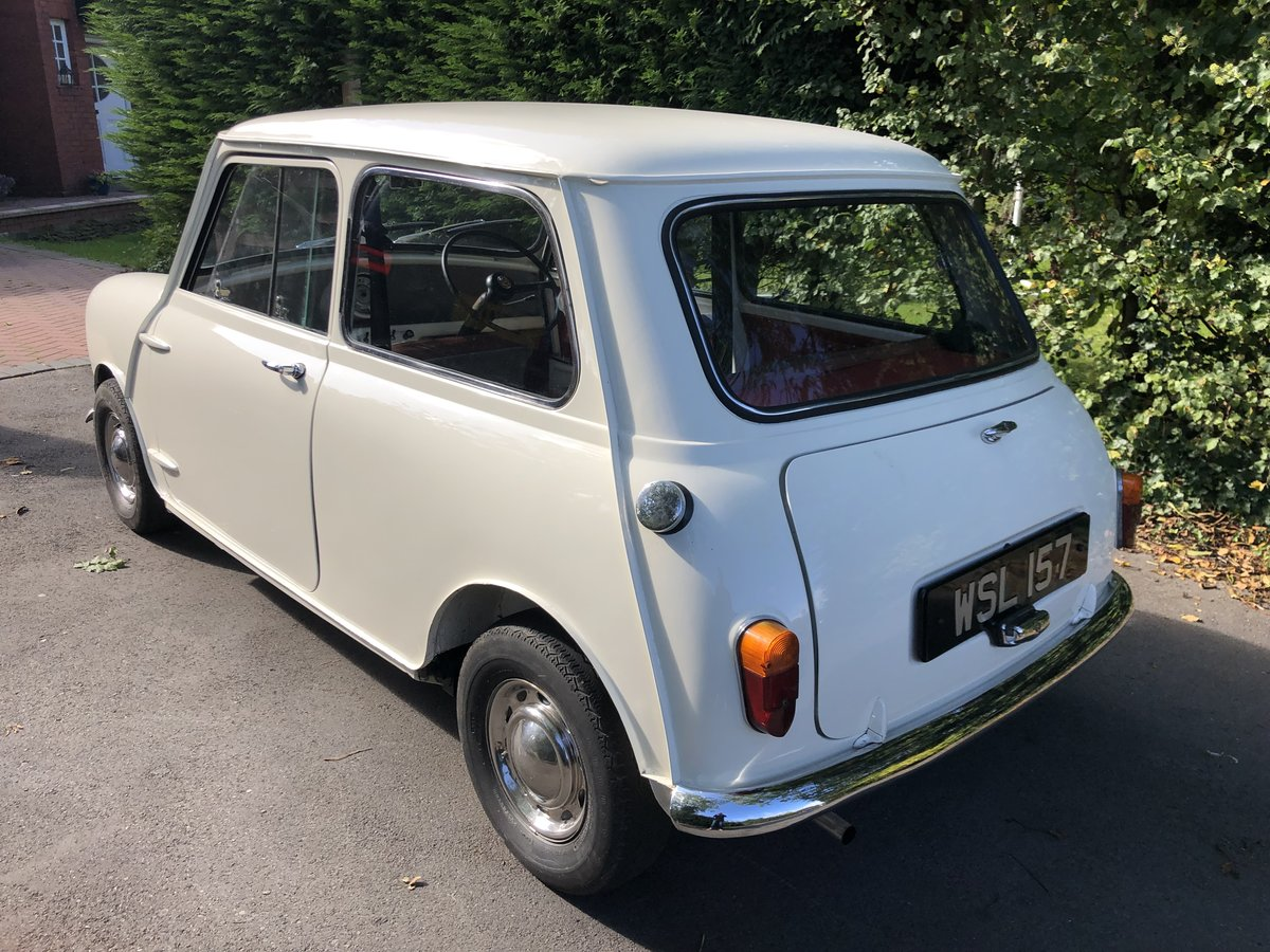 1961 Morris Mini Minor Stunning restored For Sale (picture 2 of 3)