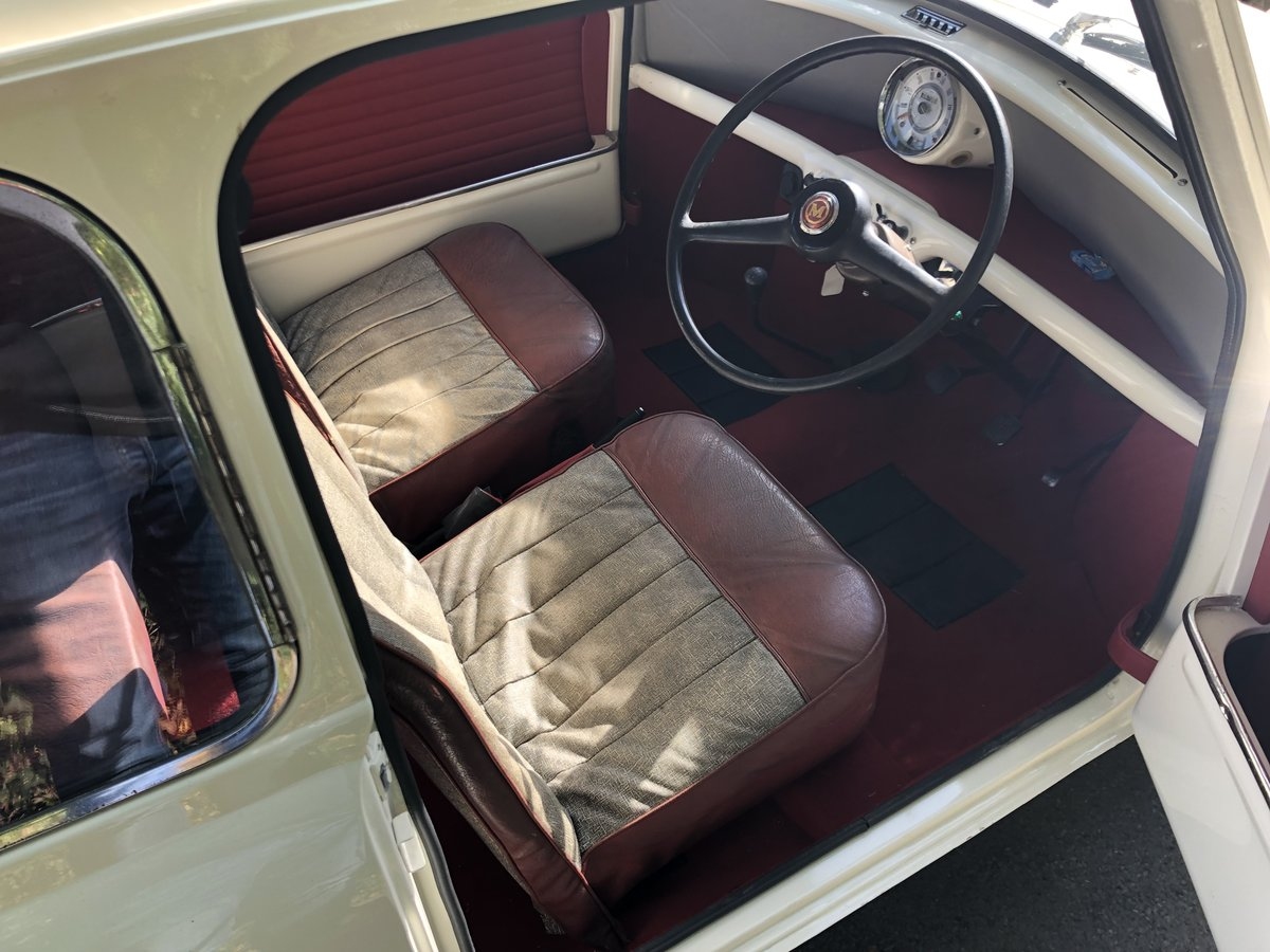 1961 Morris Mini Minor Stunning restored For Sale (picture 3 of 3)