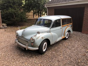 Morris Minor Modified  For Sale