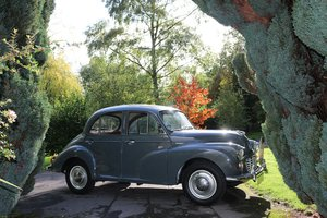 1960 ABSOLUTELY LOVELY,MORRIS 1000 SALOON,Just 2 owners from new! For Sale
