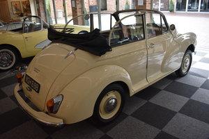 LOT 33: A 1958 Morris 1000 Tourer - 03/11/19 SOLD by Auction