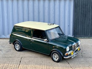 1974 Exceptional Morris/Wolseley mini van For Sale