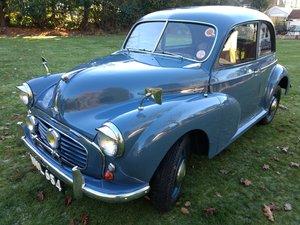 1954 Morris minor series 2 splitscreen superb